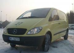 Samochody średnie, Mercedes Vito