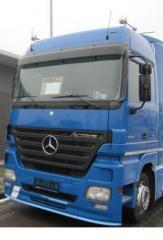 Transport krajowy- przewóz ładunków
