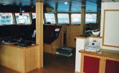 Usługi remontu wnętrz okrętów