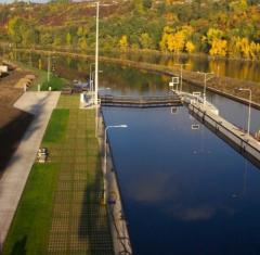 Hydrotechnika śródlądowa - regulacja brzegów rzek