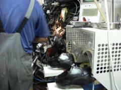 Produkcja obuwia