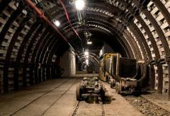Specjalistyczne roboty górnicze.