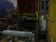 Maszyna do produkcji kostki KNAUER ECONOMY 600