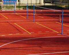 Pzegląd i konserwacja sprzętu sportowego na boiskach i w halach sportowych
