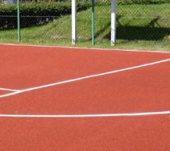 Instalacja nawierzchni sportowych poliuretanowych