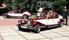 Usługi ślubne - wypożyczalnia samochodów retro