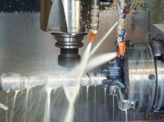 Obróbka metali CNC.
