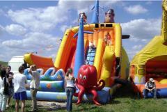Oferujemy usługi dla osób organizujących wszelkiego typu imprezy i festyny