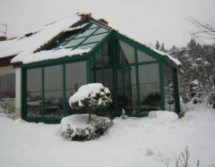 Ogród zimowy - Polska
