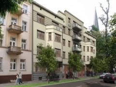 Budynek mieszkalno - usługowy Częstochowa ul.