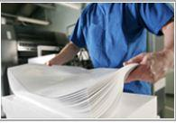 Druk na surowcach przeznaczonych do druku