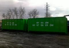 Usługi przewozu ładunków