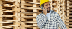 Obsługa logistyczna obrotu opakowaniami Klienta