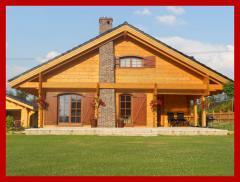 Dom drewniany Nowela