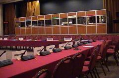 Przenośne kabiny dla tłumaczy