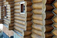 Renovation, maintenance and restoration of log