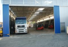 Transport wraz z załadunkiem