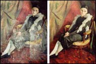 Konserwacja malarstwa sztalugowego