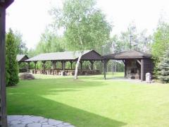 Ogród piknikowy Sanpol