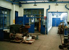 Remont maszyn elektrycznych