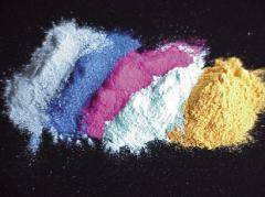 Malowanie farbami proszkowymi