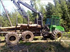 Wycinanie lasów
