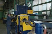 Prefabrykacja odcinków rurociągów