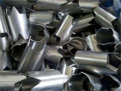 Plasma cutting of metal-roll (sheet, pipes)