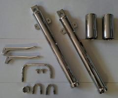 Renowacja chromu - renowacja części chromowanych