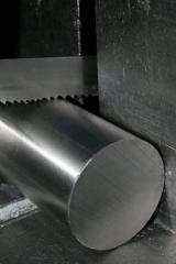 Cutting of rolled metal on bandsaw machines