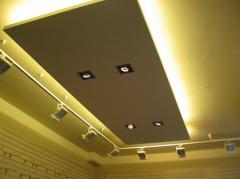 Instalowanie oświetlenie wewnętrznego i zewnętrznego
