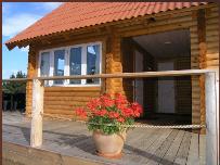 Budowa domów drewnianych z bali toczonych