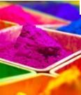 Barwienie dodatków krawieckich