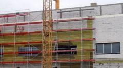 Montaż prefabrykatów i konstrukcji stalowej