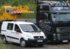 Ubezpieczenie transportu ładunków