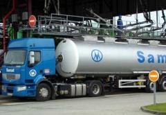 Transport gazy skroplone