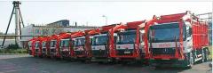 Transport odpadów  Utylizacja padłych zwierząt gospodarskich i hodowlanych