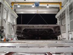 Budowa kadłub aluminiowy
