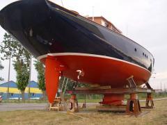 Remont jachtu