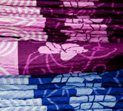 Gofrowanie tkanin pościelowych
