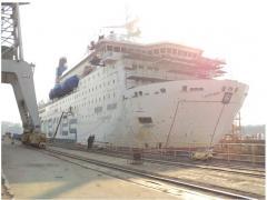 Remontowanie statków