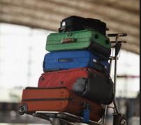 Międzynarodowy transport bagaży