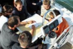 Szkolenie na sternika jachtowego.