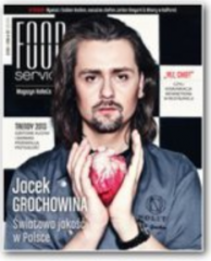 """Prenumerata roczna miesięcznika """"Food"""