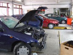 Naprawa samochodowa