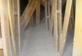 Ocieplanie domów granulatem wełny