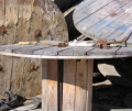 Przerób drewna poużytkowego