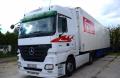Transport samochodowy ciężarów na terenie Unii Europejskiej.