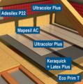 Montaż okładziny ceramicznej na podłożach drewnianych lub drewnopochodnych