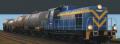 Wykonywanie przewozów kolejowych rzeczy (licencjonowany przewoźnik)